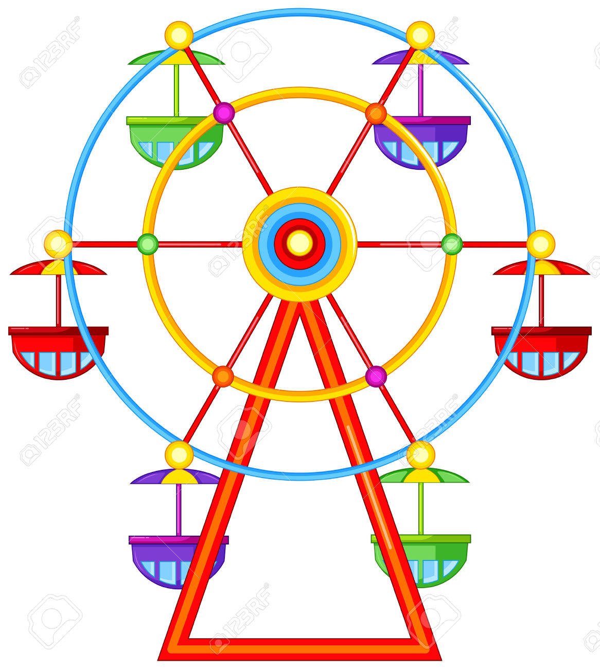 ferris wheel silhouette at getdrawings com free for personal use rh getdrawings com ferris wheel clipart free ferris wheel clip art free