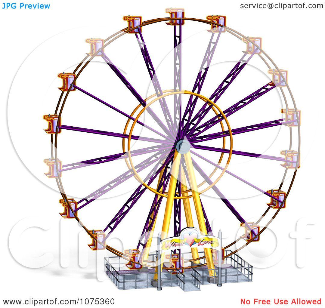 1080x1024 Amusement Park
