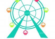 210x150 Clip Art Ferris Wheel Clip Art