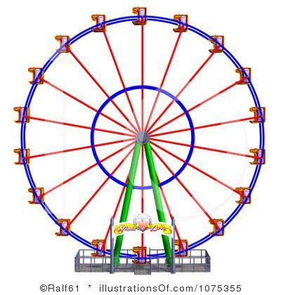 400x420 Ferris Wheel Clipart Seat
