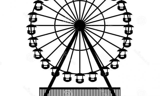 630x380 Vintage Ferris Wheel Vector Archives