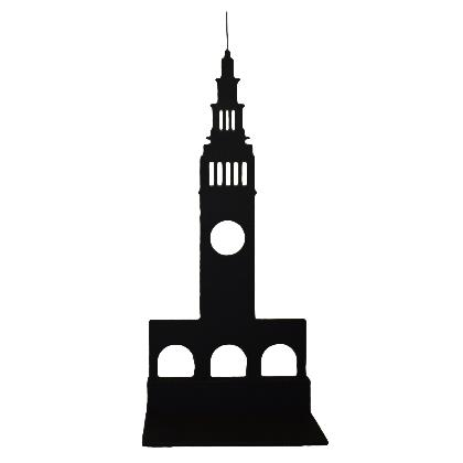 420x420 Silhouette Sf Ferry Building Rental San Francisco Ca, Rent