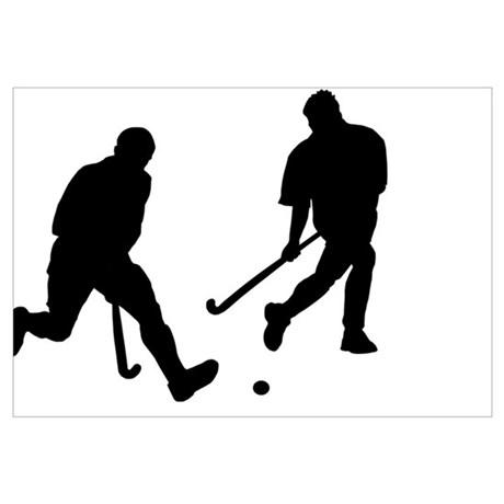 460x460 Field Hockey Wall Art
