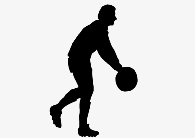 650x461 Fig Black Silhouette, Shoot A Basket, Basketball, Black Png