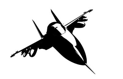 400x256 Fighter Jet Silhouette Clipart Best Cricut Fighter