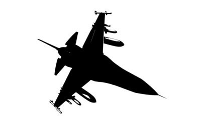 400x256 Military Aircraft Silhouette Silhouettes Military