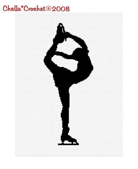 441x540 Suggestions Online Images Of Figure Skating Silhouette Spin