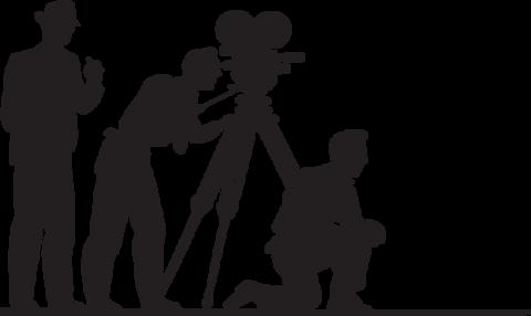 Film Camera Silhouette
