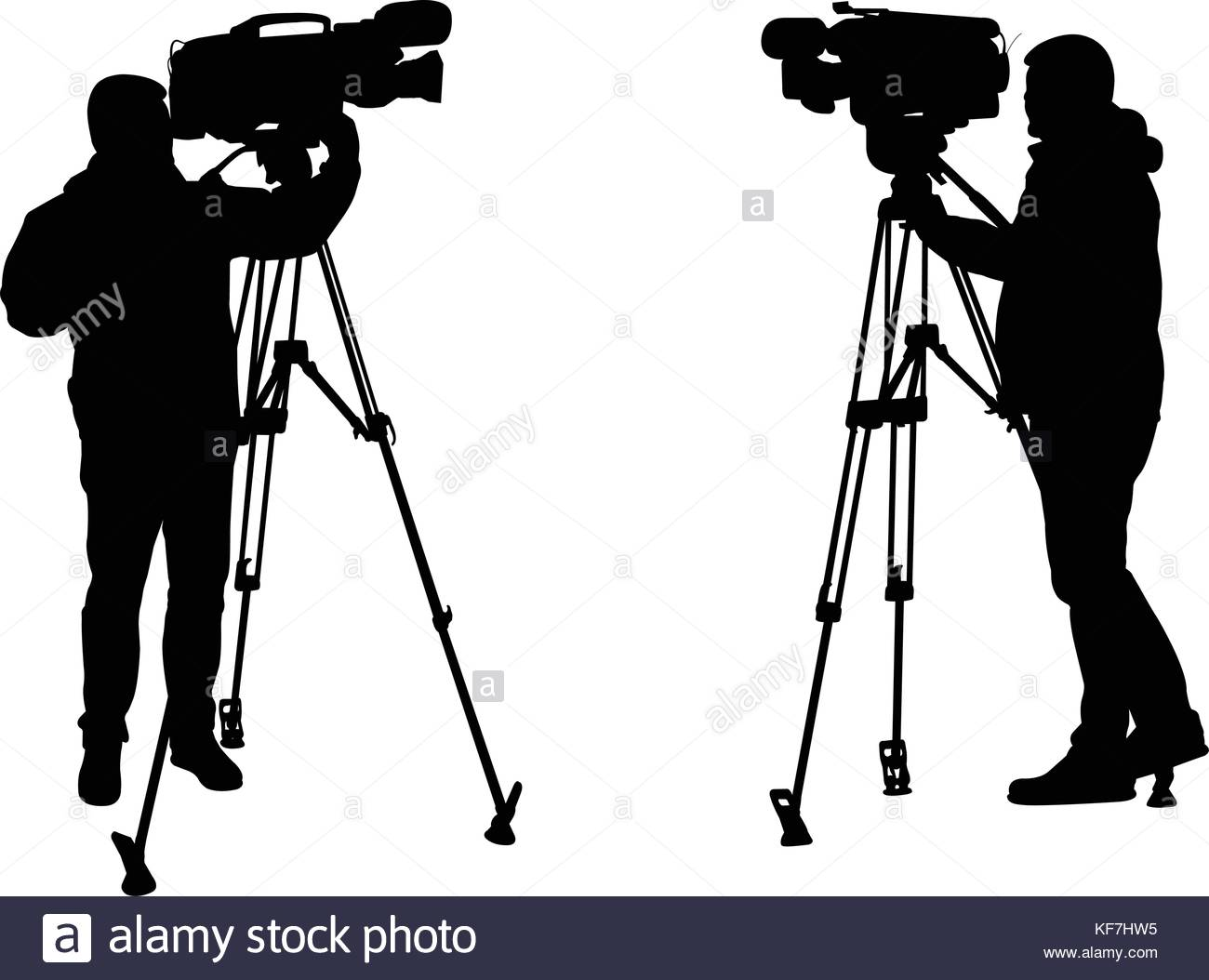 1300x1054 Cameraman Black And White Stock Photos Amp Images