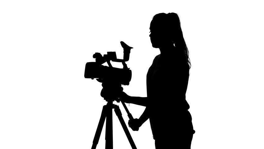 852x480 Cameraman Using Camera On Film Set
