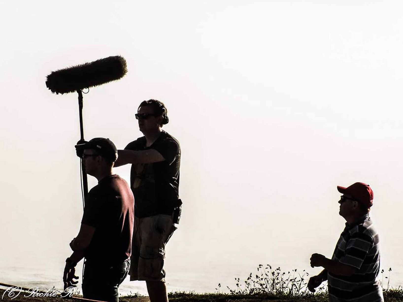 1636x1227 Take Down Photos Of The Filming By Richie Roberts