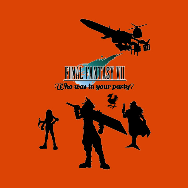 630x630 Final Fantasy Vii
