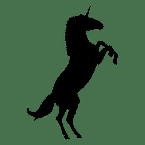 512x512 Unicorn Fantasy Silhouette Animal