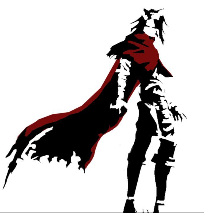 688x717 Final Fantasy Silhouettes