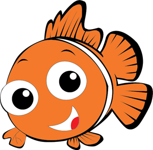 300x294 Finding Nemo Logo Vector (.eps) Free Download