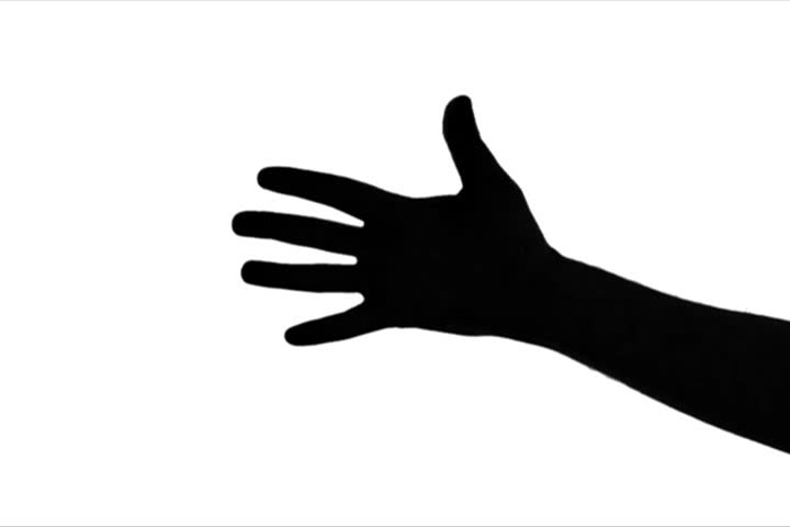 720x480 Young Adult Woman Counts By Fingers To Ten Against Green Screen
