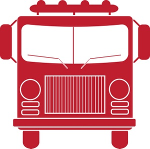 300x298 Free Fire Engine Clipart Image 0515 0910 1322 5911 Truck Clipart