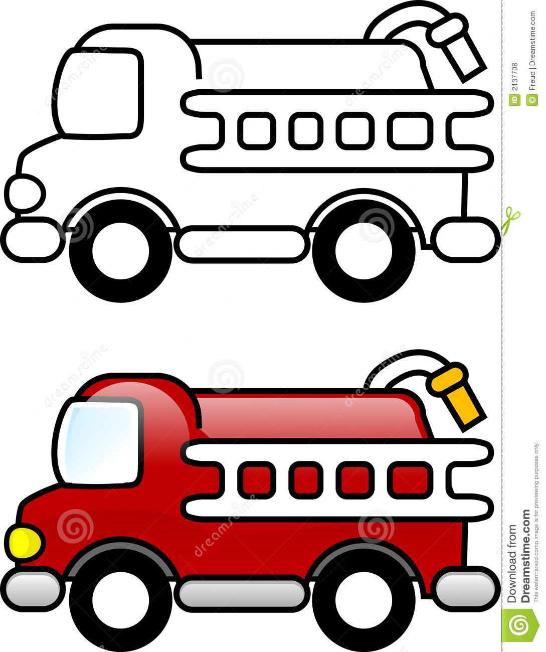 1089x1300 Free Clipart Fire Truck