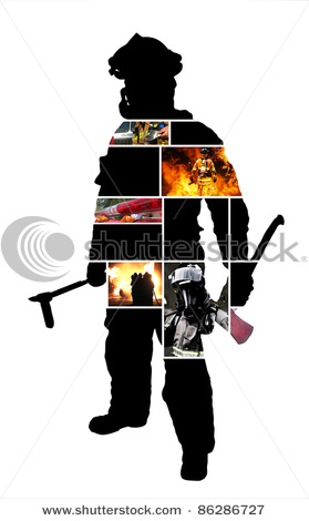 279x470 Firefighter Scenes With A Clipart Panda