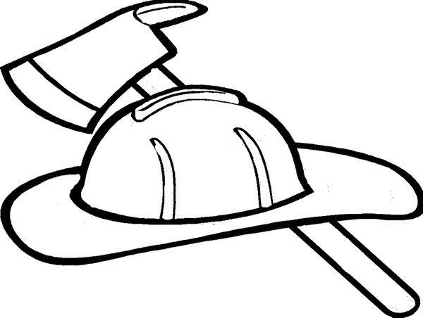 600x452 Fireman Helmet Clipart