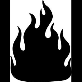 263x262 Fire Silhouette Elijah