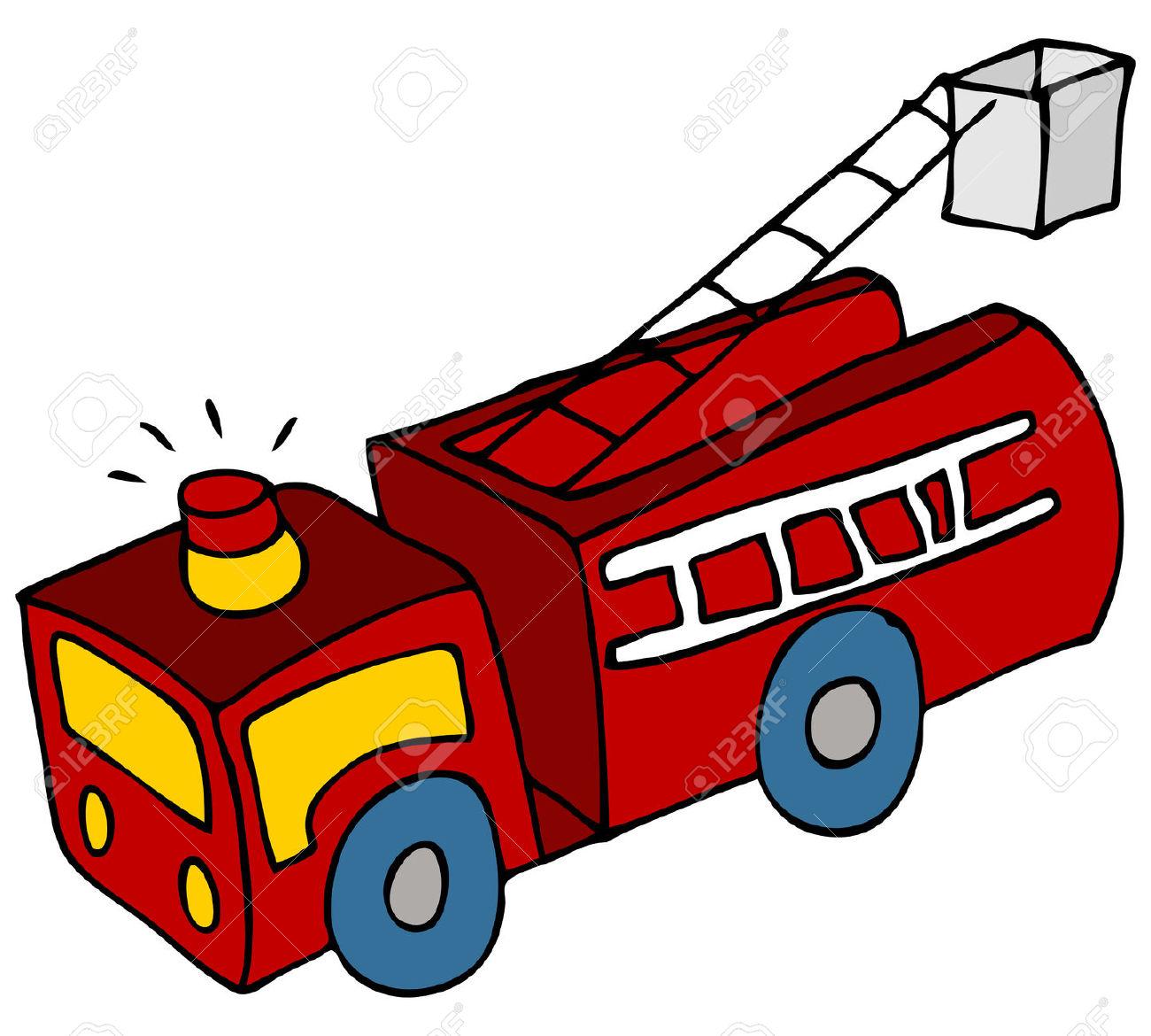 1300x1170 Fire Truck Clipart Tow Truck