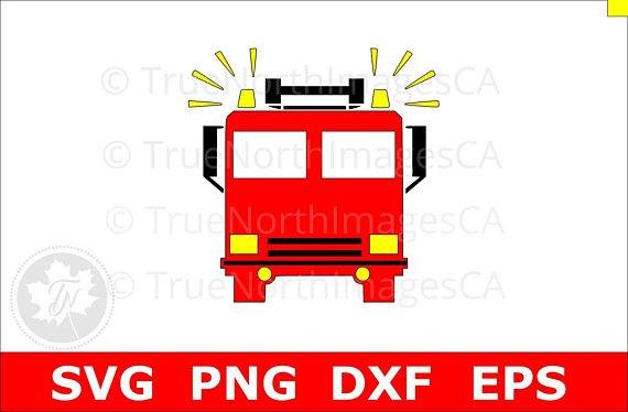 570x374 Fire Truck Svg Firetruck Svg Fire Truck Clipart Fire