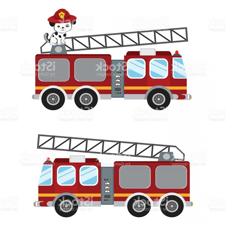 1228x1226 Fire Truck Vector Art Createmepink