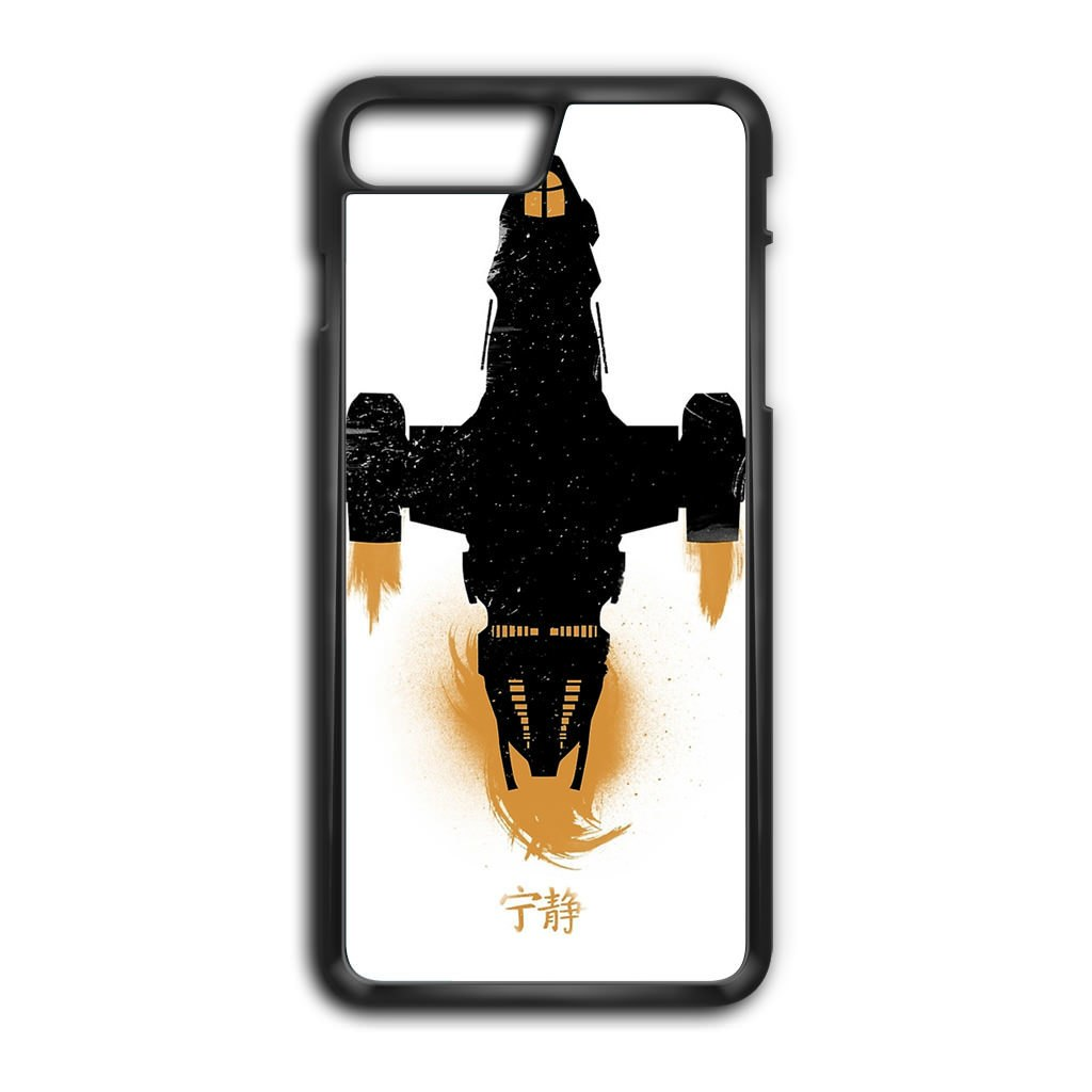 1024x1024 Firefly Serenity Silhouette Iphone 8 Plus Case