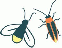 236x184 Firefly Bug Clipart Fireflies Lightning Bugs Design