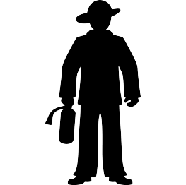 263x262 New Silhouettes Fish And Firemen