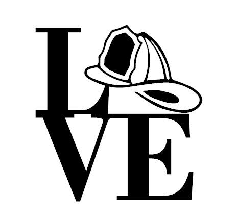 464x425 Firefighter Black And White Fire Fighter Hard Hat Clipart Clipart