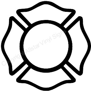 292x292 Fireman Helmet Silhouette Firefighters Things To Do Something