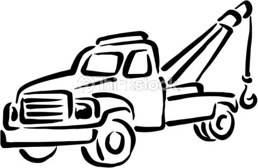 513x333 Fire Truck Clipart Tow Truck