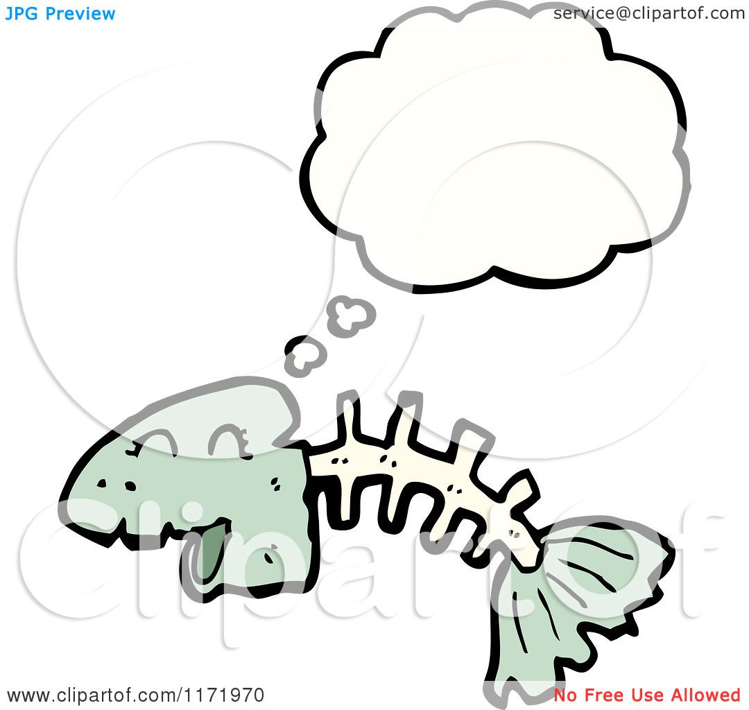 Fish Bone Silhouette at GetDrawings.com | Free for personal use Fish ...