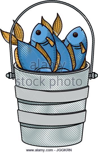 347x540 Bucket Full Of Fish Stock Photos Amp Bucket Full Of Fish Stock