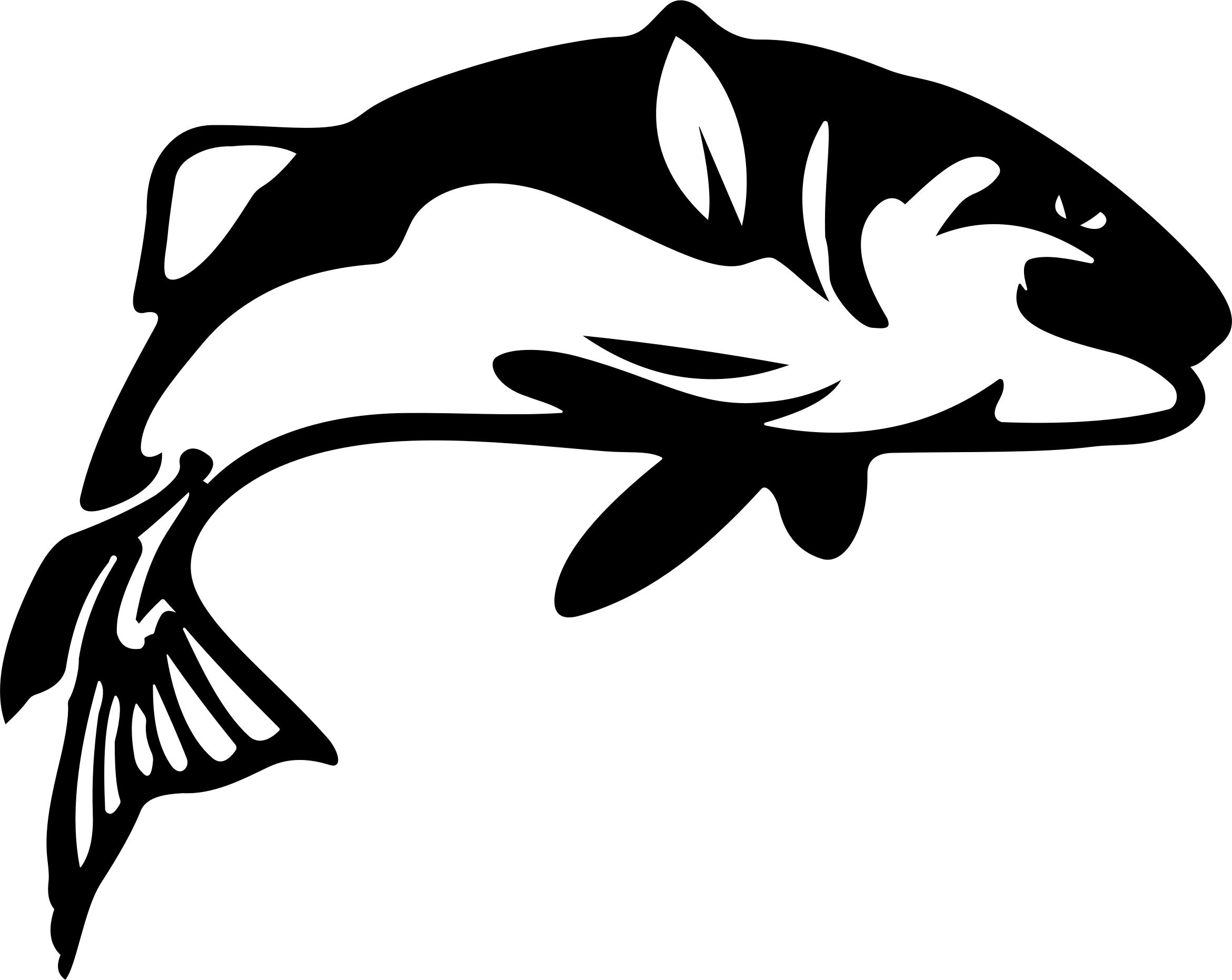 Fish Bowl Silhouette At Getdrawings Com Free For Personal Use Fish