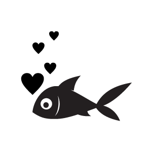 fish silhouette clip art at getdrawings com free for personal use rh getdrawings com fish image clipart fish pics clipart
