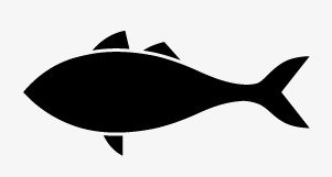 301x161 Fish Silhouette, Fish, Sketch, Fish Vector Png And Vector For Free