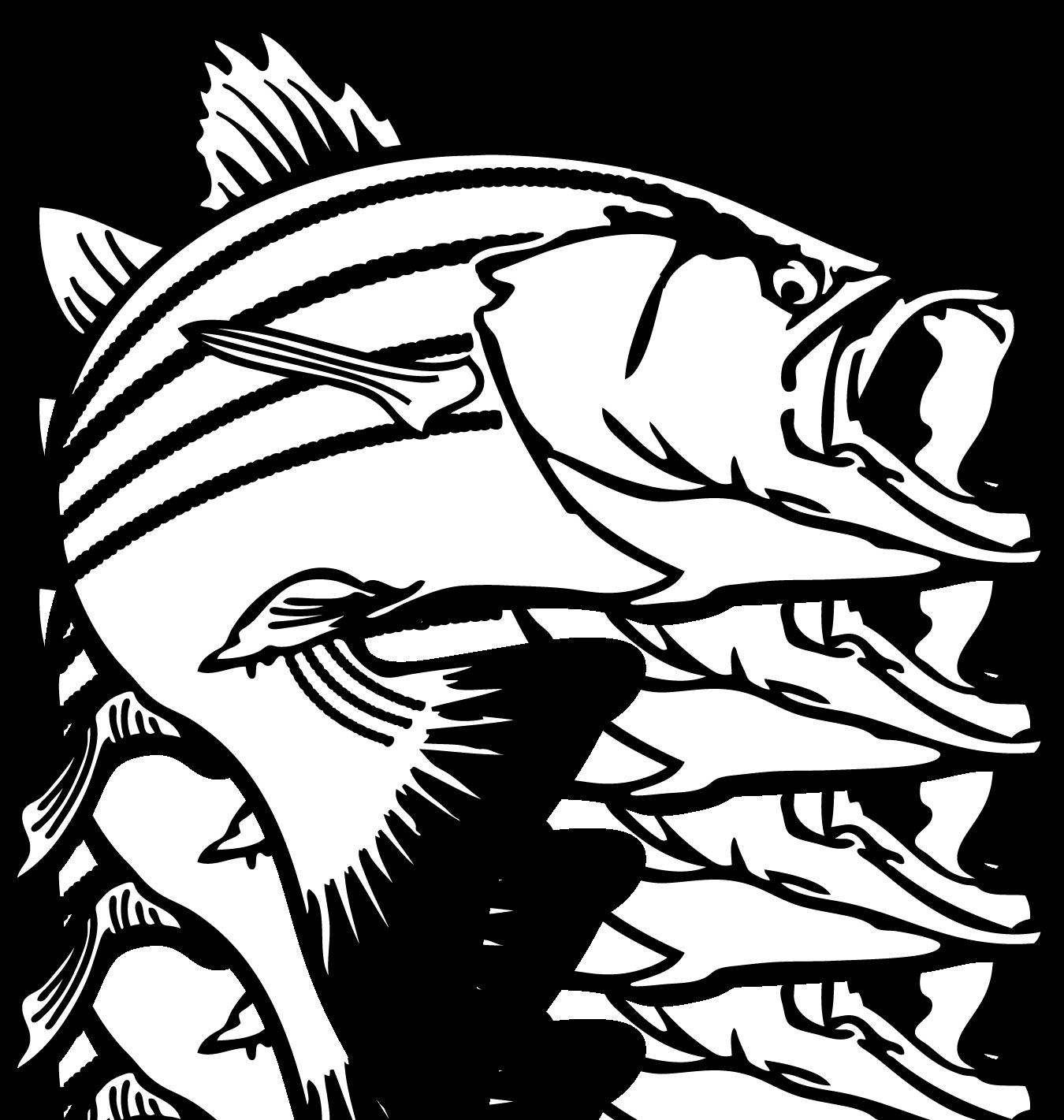1350x1421 Exploit Clip Art Fish Black Silhouette Free