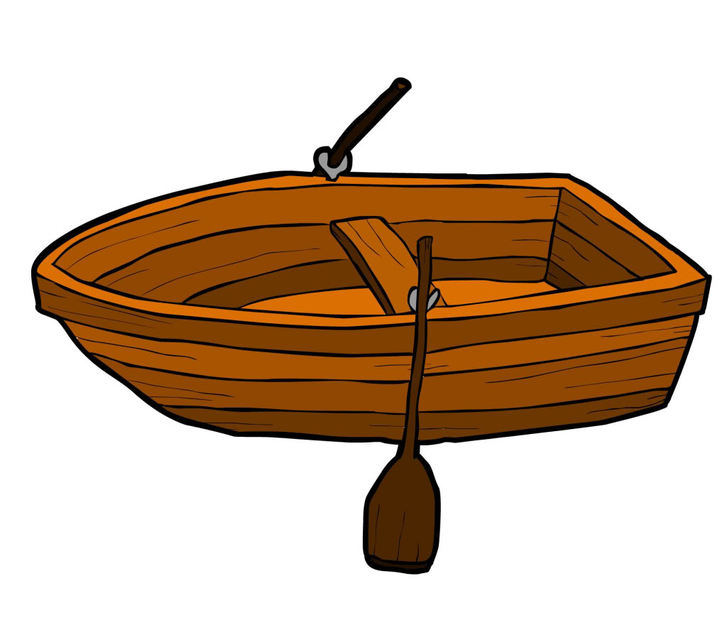 1024x887 Silhouette Of Wooden Boat Clipart Collection