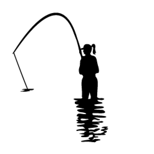 494x494 7 Water Sports Silhouettes