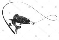 200x135 Top Fly Fishing Rod Silhouette Images
