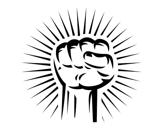 570x466 Fist Svg Power Fist Svg Resist Svg Fist Symbol Protest