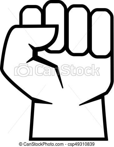 365x470 Free Fist Icon Vector 218498 Download Fist Icon Vector
