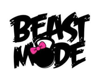 340x270 Fitness Svg Beast Mode Svg Beast Mode Tshirt Design Commercial
