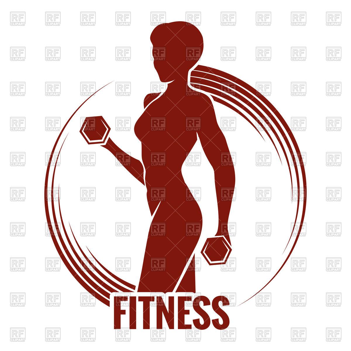 1200x1200 Fitness Club Emblem