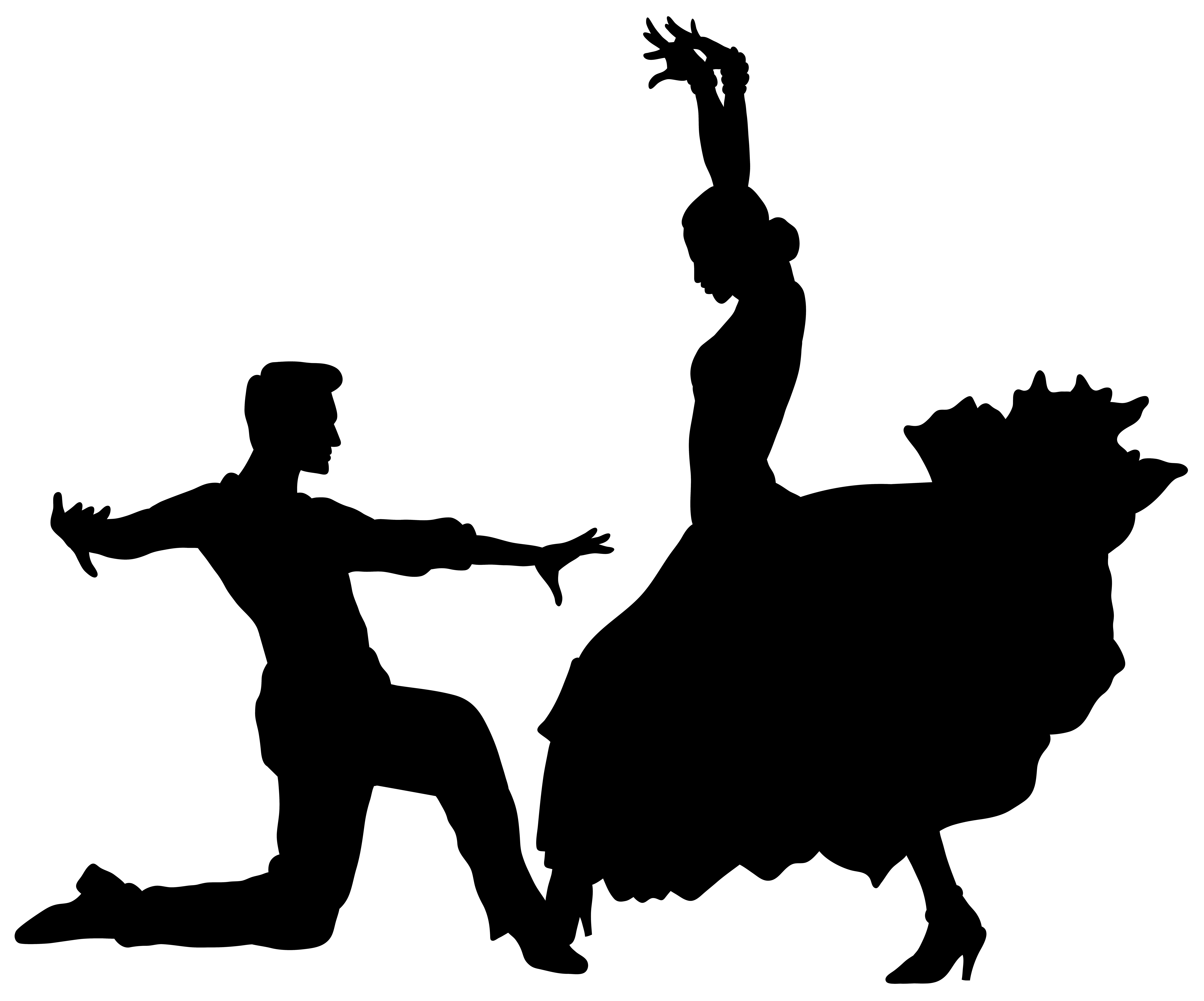 8000x6649 Pin by Pat Jimenez on Art Pinterest Dancer silhouette