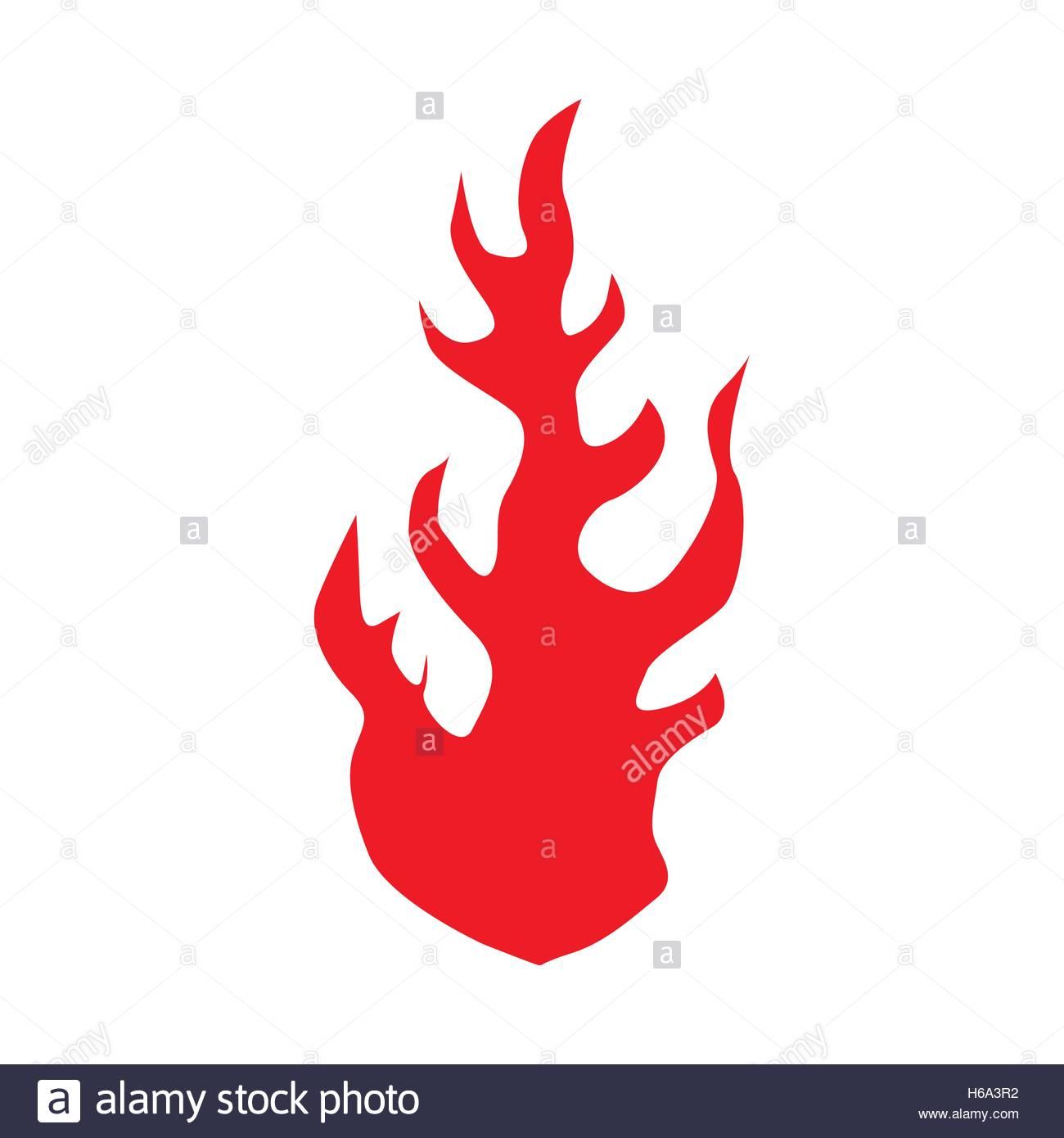 1300x1390 Fire Flames Silhouette Stock Vector Art Amp Illustration, Vector