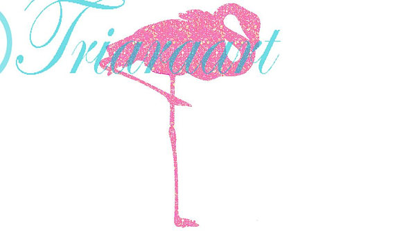 570x333 Glitter Flamingo Svg Flamingo Svg File Pink Flamingo Svg Pink